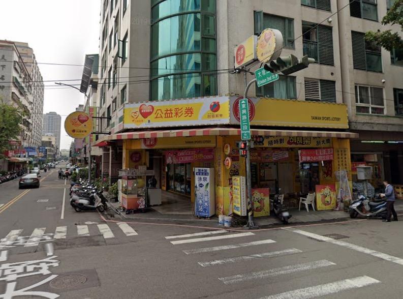 旺旺彩券行》地址:台中市南屯區大誠里東興路二段105號1樓